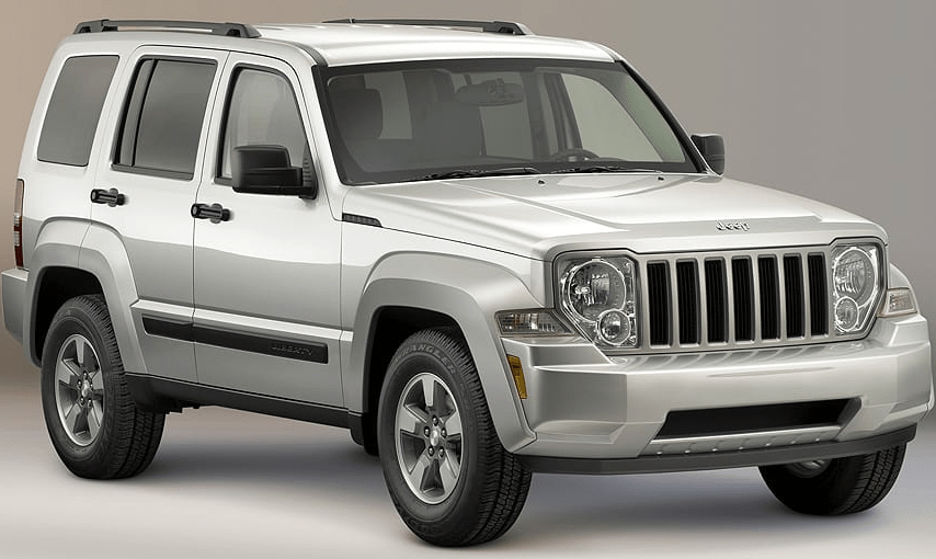 2008 Jeep Liberty Owners Manual and Concept