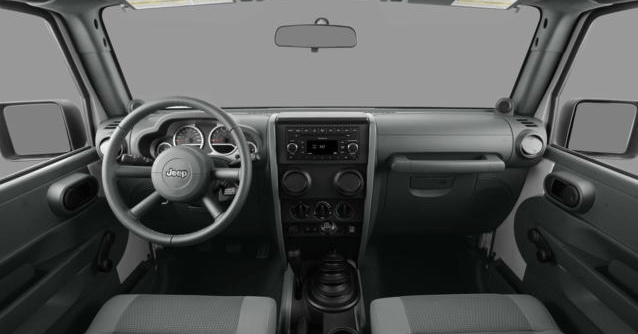 2008 Jeep Wrangler Interior and Redesign