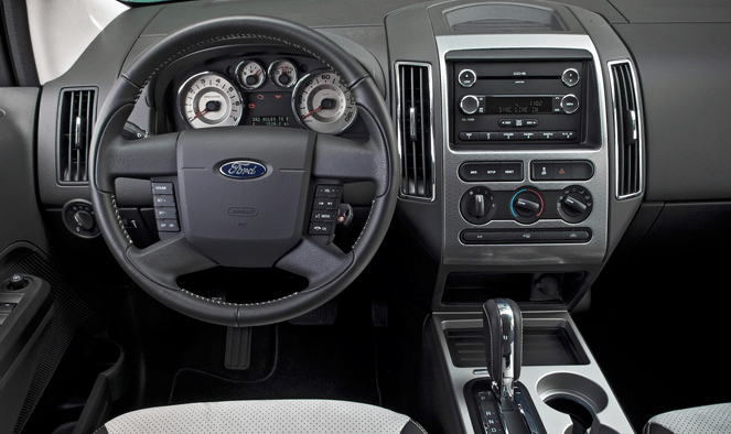 2009 Ford Edge Interior and Redesign