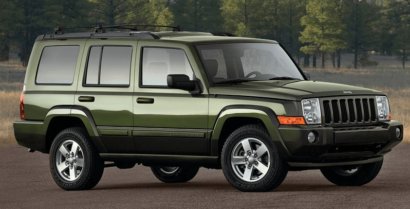 2009 Jeep Commander Owners Manual and Concept