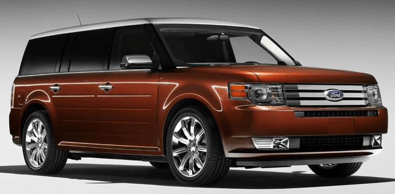 2010 Ford Flex Owners Manual and Concept