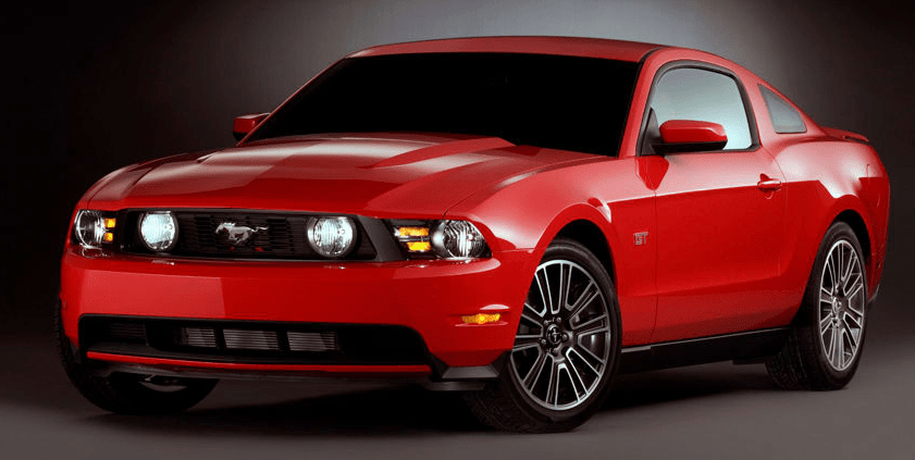 2010 Ford Mustang Owners Manual and Concept