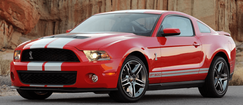 2010 Ford Shelby GT500 Owners Manual and Concept