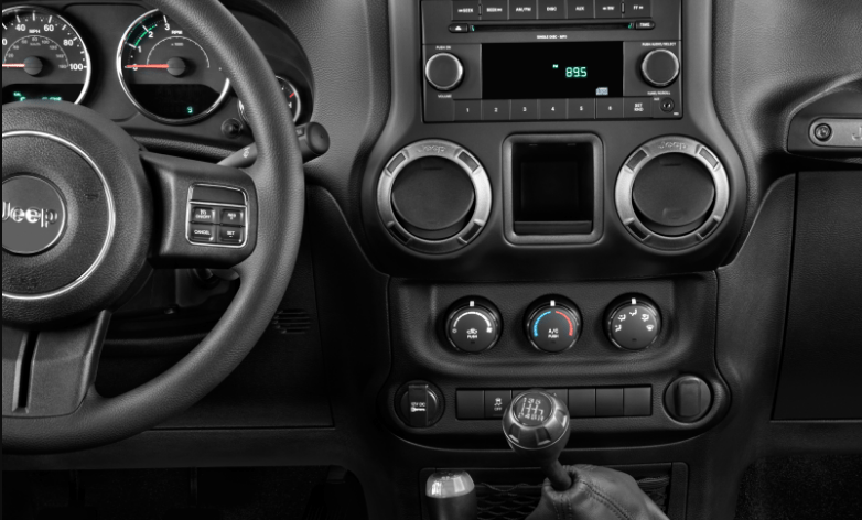 2010 Jeep Wrangler Interior and Redesign