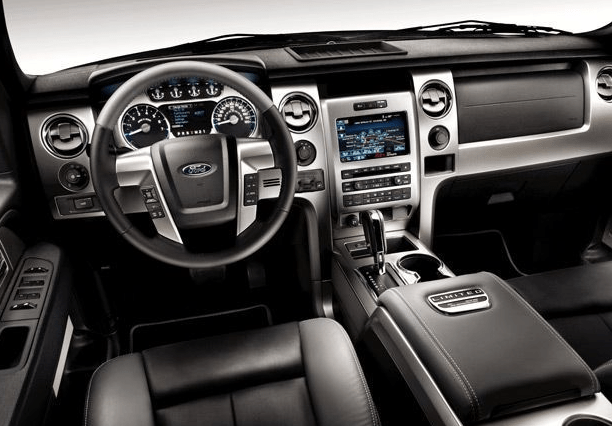 2011 Ford F-150 Interior and Redesign