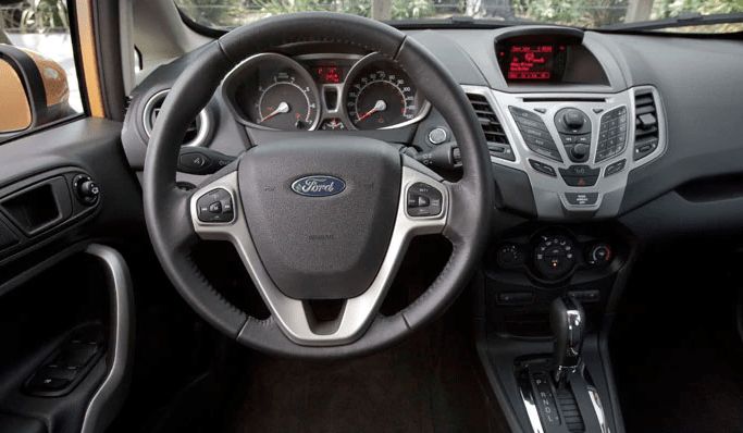 2011 Ford Fiesta Interior and Redesign