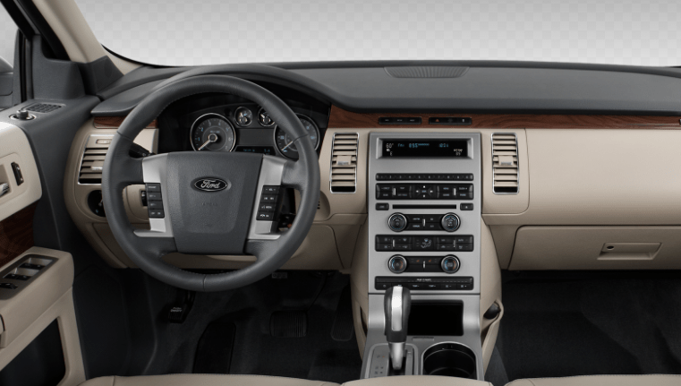 2011 Ford Flex Interior and Redesign