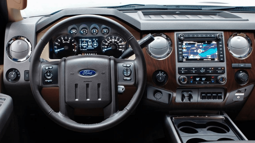 2011 Ford Super Duty Interior and Redesign