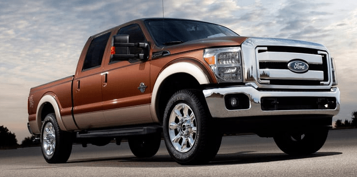 2011 Ford Super Duty Owners Manual and Concept
