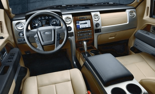 2012 Ford F-150 Interior and Redesign