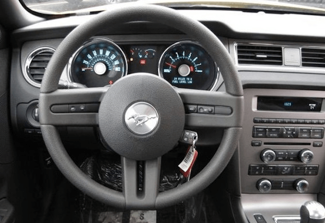 2012 Ford Mustang Interior and Redesign