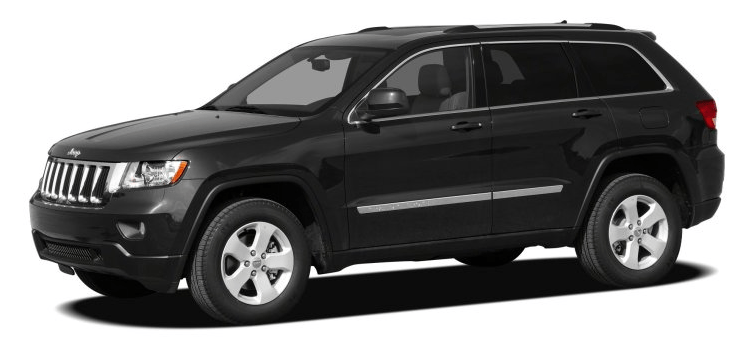 2012 Jeep Grand Cherokee Owners Manual and Concept