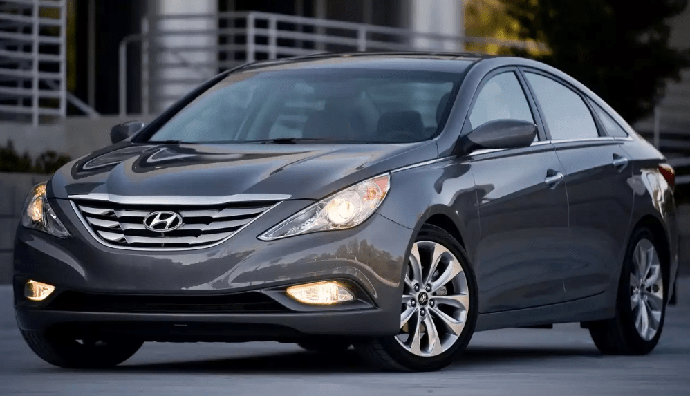 2013 Hyundai Sonata Owners Manual