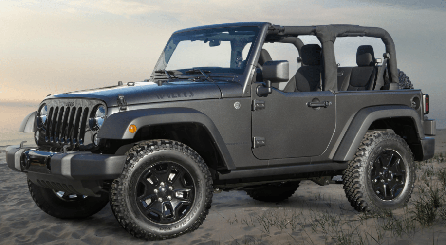 2014 Jeep Wrangler Owners Manual and Concept