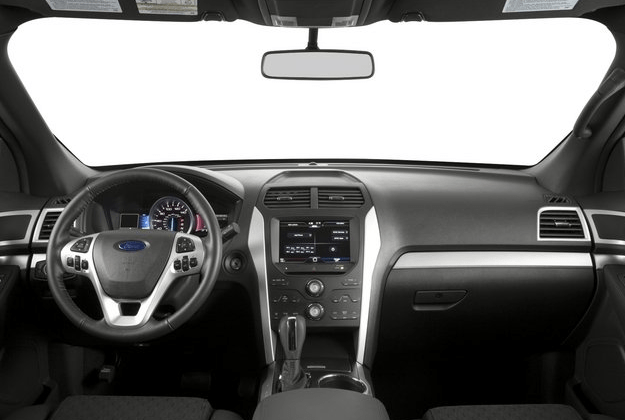 2015 Ford Explorer Interior and Redesign