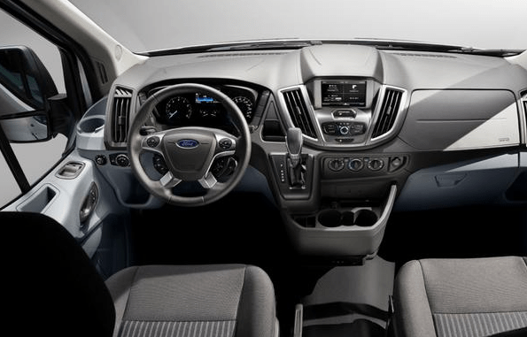 2015 Ford Transit Interior and Redesign