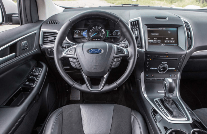2016 Ford Edge Interior and Redesign