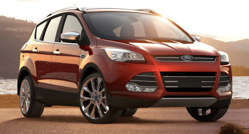 2016 Ford Escape Owners Manual and Concept