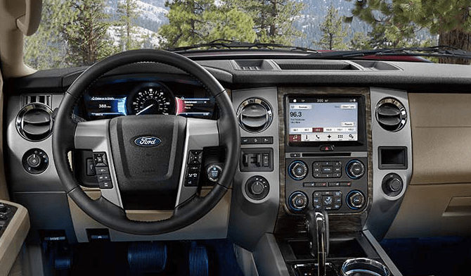 2016 Ford Expedition Interior and Redesign