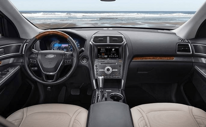 2016 Ford Explorer Interior and Redesign