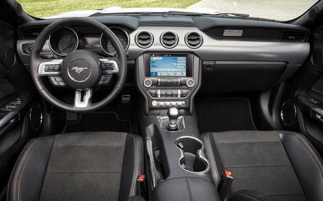 2016 Ford Mustang Interior and Redesign