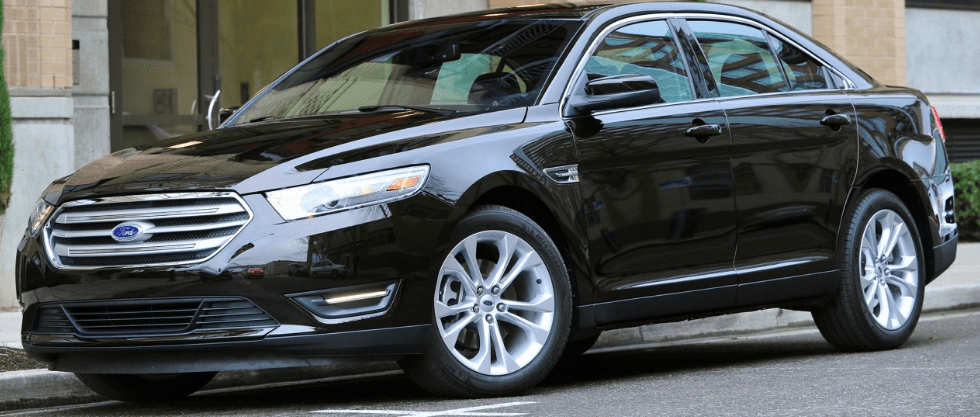 2016 Ford Taurus Owners Manual and Concept