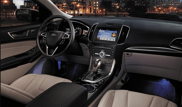 2017 Ford Edge Interior and Redesign