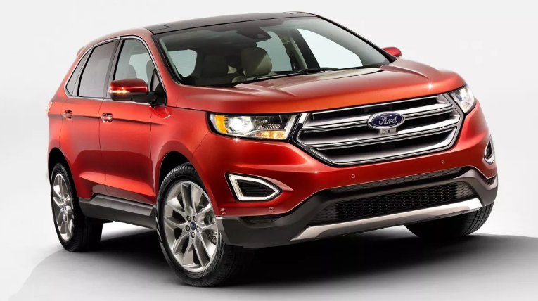 2017 Ford Edge Owners Manual and Concept