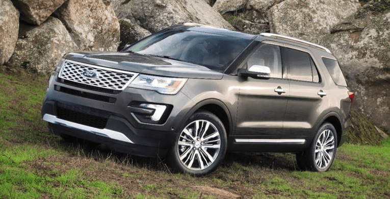2017 Ford Explorer Owners Manual and Concept