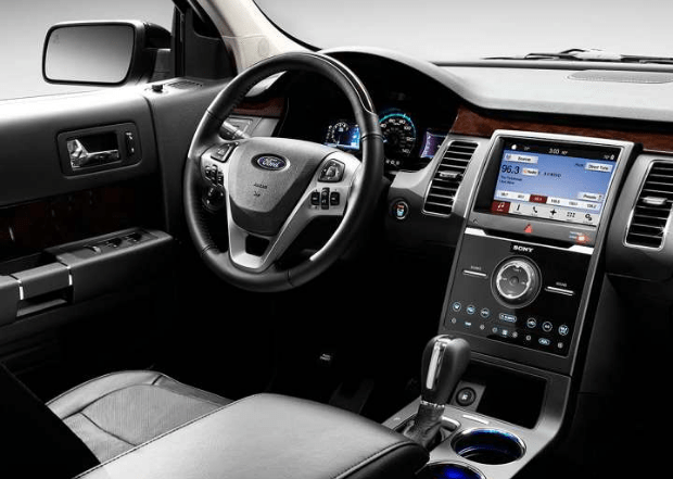 2017 Ford Flex Interior and Redesign
