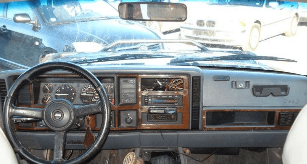 1994 Jeep Cherokee Interior and Redesign