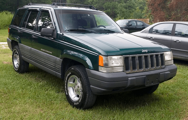 1998 Jeep Grand Cherokee Owners Manual and Concept
