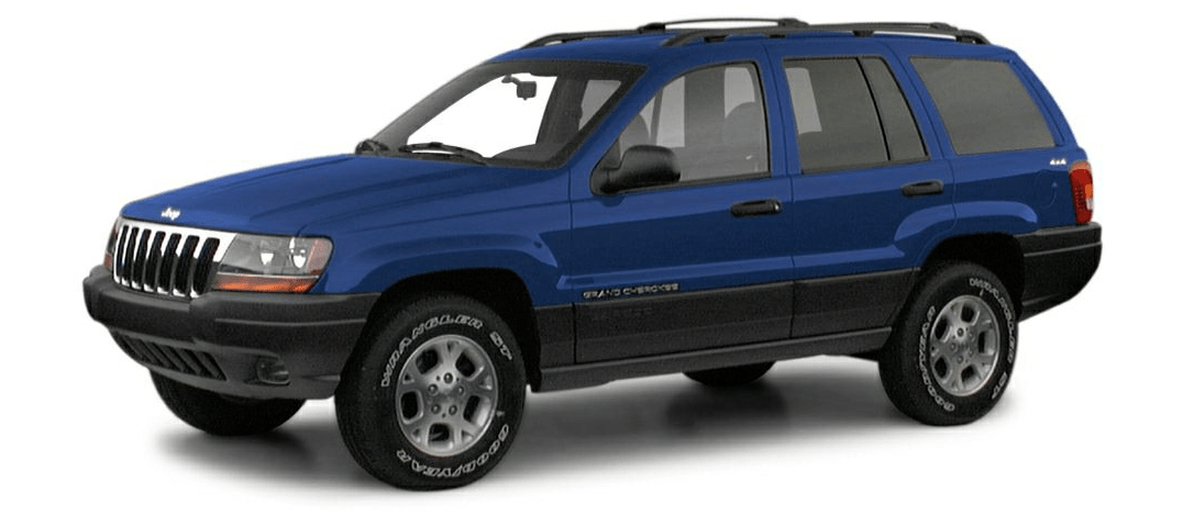 2000 Jeep Grand Cherokee Concept and Owners Manual