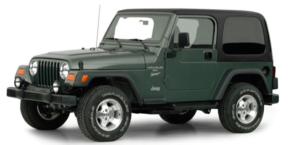 2000 Jeep Wrangler Owners Manual and Concept