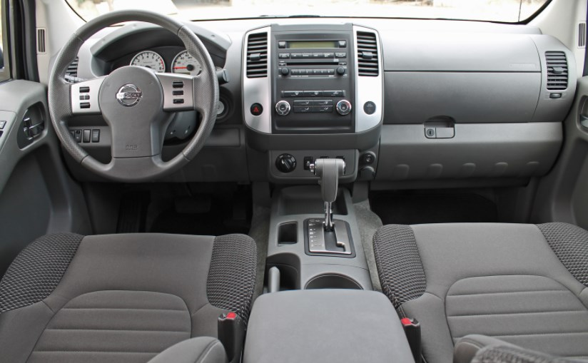 2003 Nissan Frontier Interior HD Wallpaper