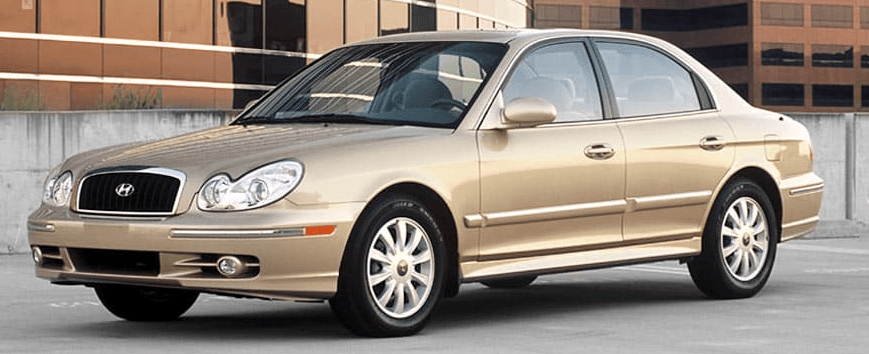 2004 Hyundai Sonata Owners Manual and Concept