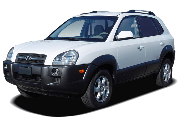2005 Hyundai Tucson Owners Manual and Concept