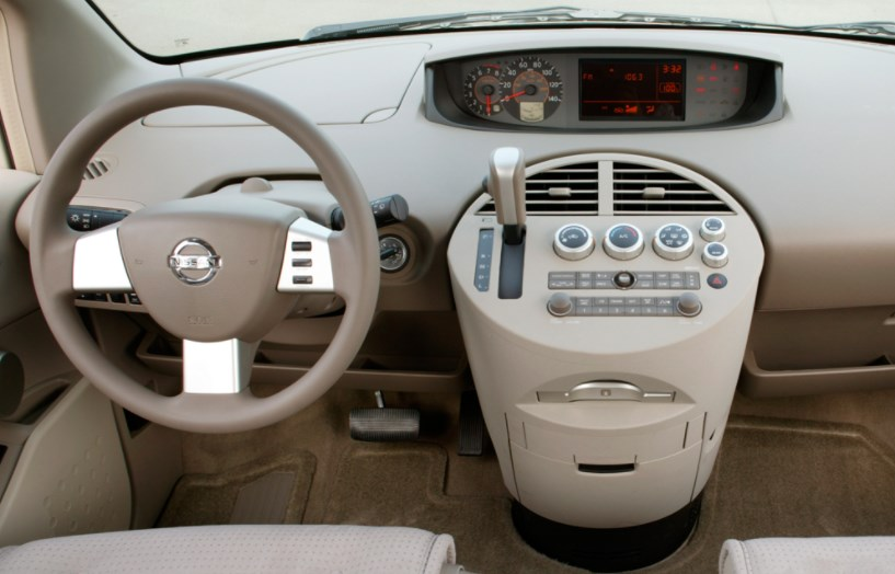 2005 Nissan Quest Interior HD Wallpaper