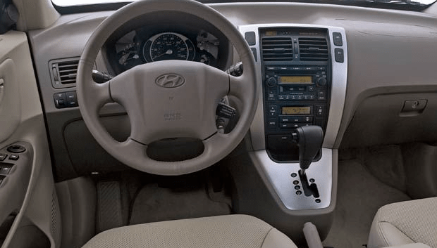 2006 Hyundai Tucson Interior and Redesign