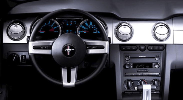 2007 Ford Mustang Interior and Redesign