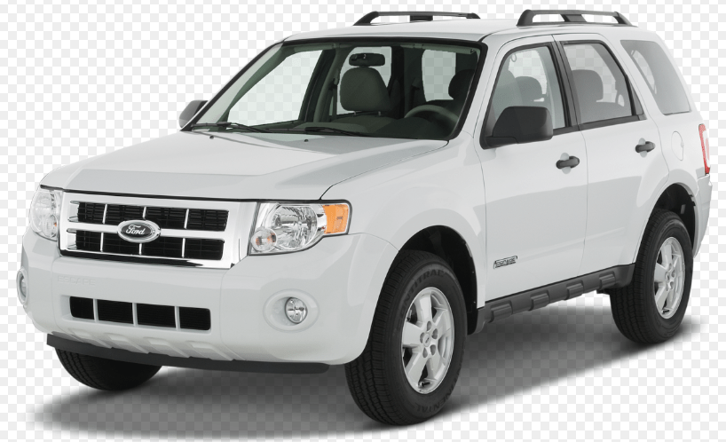 2008 Ford Escape Owners Manual and Concept