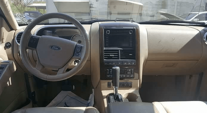2008 Ford Explorer Interior and Redesign
