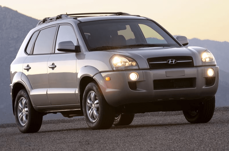 2008 Hyundai Tucson Owners Manual and Concept