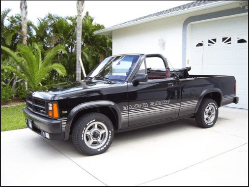 1990 Dodge Dakota Owners Manual and Concept