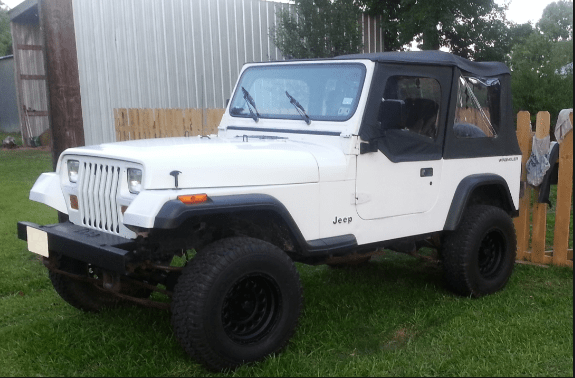 1993 Jeep Wrangler Owners Manual and Concept