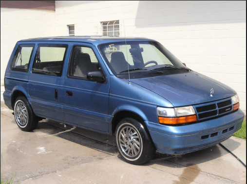 1994 Dodge Caravan Owners Manual and Concept