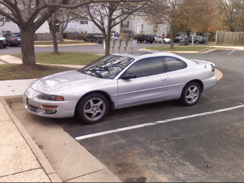 1998 Dodge Avenger Owners Manual and Concept