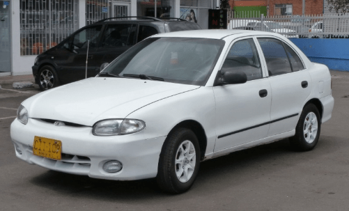 1998 Hyundai Accent Owners Manual and Concept