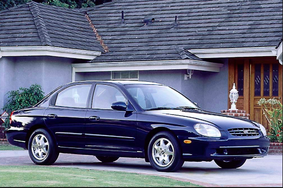 1999 Hyundai Sonata Owners Manual and Concept