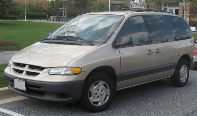 2000 Dodge Caravan Owners Manual and Concept